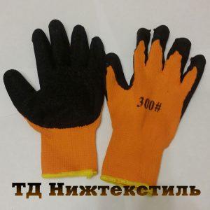 Перчатки Перчатки с латексным покрытием ТОРРО