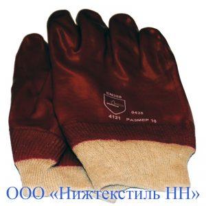 Перчатки Маслобензостойкие (Гранат)